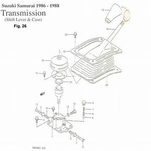 1988 Suzuki Samurai Wiring Diagram