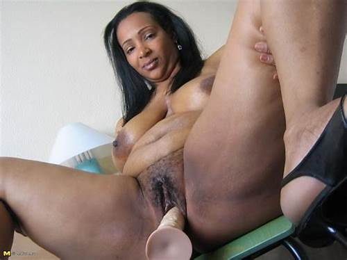 Perverse Euro Black Haired Young Puss