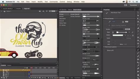 To view which version of illustrator you have, open your program and click the 'illustrator cc' tab located. REVIEW: Adobe Animate CC from a Flash Veteran's Point of ...
