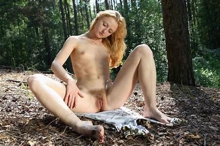 Nude Teen Natural Blonde