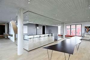 Penthouse In Berlin : retro bling penthouse interior design by lecarolimited ~ Markanthonyermac.com Haus und Dekorationen