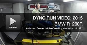 2015 Bmw R1200r Bike Dyno Run Video Performance