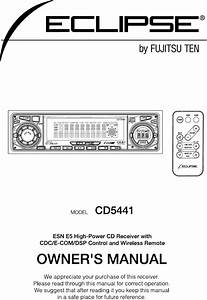 Fujitsu Ten 86120 Manual Best Of