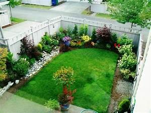 comment amenager son jardin et organiser l39espace With comment amenager un petit jardin rectangulaire
