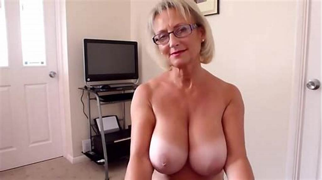 #British #Big #Natural #Tits #Mature #Hot #Blowjob