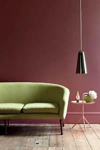 Peinture Little Green Avis : peinture salon 25 couleurs tendance pour repeindre le salon ~ Melissatoandfro.com Idées de Décoration