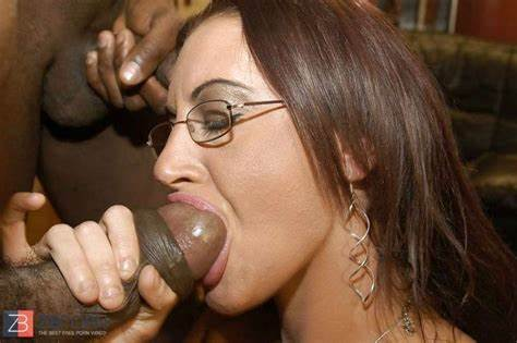 Deepthroating Large Prick And Swallowing