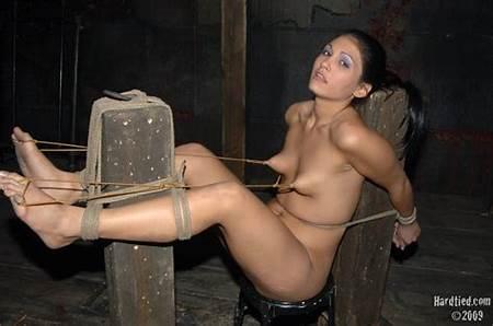 Torture Tit Nude Teen