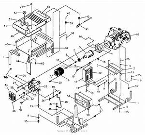 Generac Gp7500e Wiring Diagram
