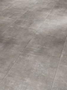 Vinylboden Fliesenoptik Küche : parador vinyl trendtime mineral grey gro fliese 4v in ~ A.2002-acura-tl-radio.info Haus und Dekorationen