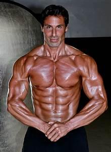 Tony  The Natural Bodybuilder