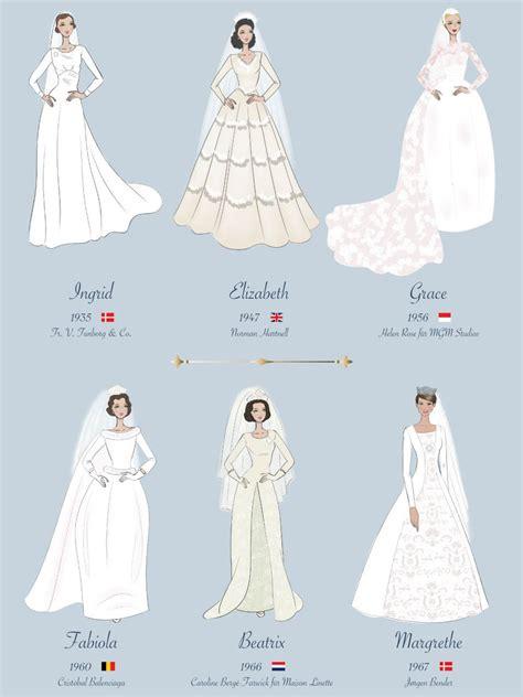 20 einzigartig kleider für alte damen für 2019. Zur Hochzeit von Meghan Markle - Royale Brautkleider im ...