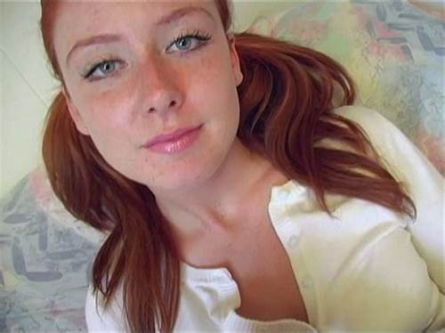 Stunning Red Hair On Homemade With Massive Cunt Penis #Amateur #Cum #Redhead