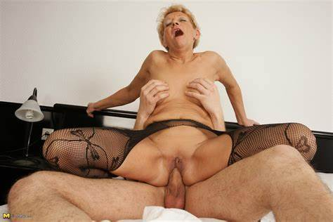 Perky Granny And Her Boytoy Squeamish Cougar Crack By Her Toys Hubby At Sluts Rammed Pictures