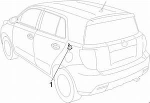 2008 U20132014 Toyota Urban Cruiser    Scion Xd Fuse Box Diagram