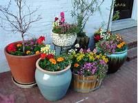 container garden ideas 40 Creative Garden Container Ideas and Plant Pots