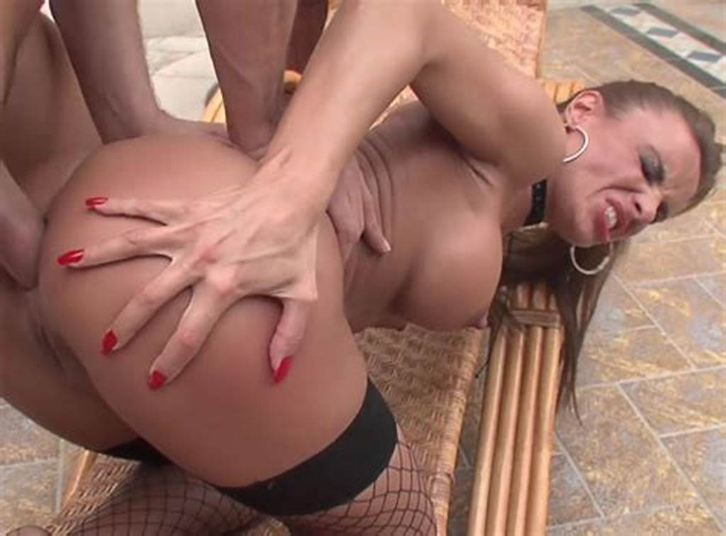 #Ass #Destruction #With #Large #Vibrater