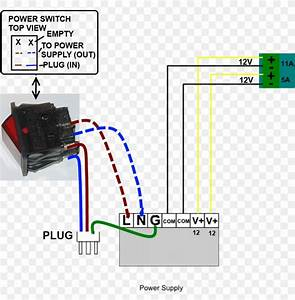 Power Switch Wiring Diagram