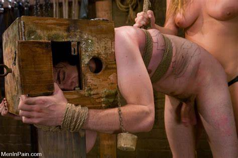 Pegging Lezbi Guy Bdsm Humiliation