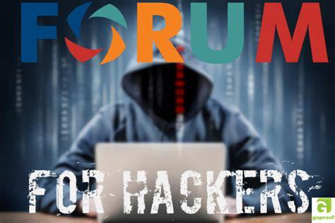 5 Top hacker forums websites on surfaceweb and Darkweb ...