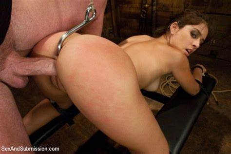 Slim Asshole Slave Banged Swinger Bondage