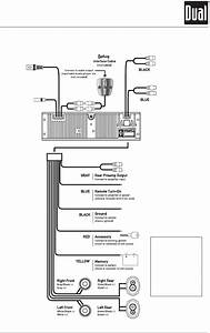 Dual Radio Xd1228 Wiring Diagram