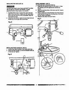 Craftsman 137229170 User Manual 17 Drill Press Manuals And
