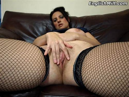 Curvy Gf Shows Off Her Passionate Round Cunt And Fucking #Busty #English #Milf #In #Fishnet