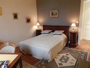 chambre beige et mauve chambre bebe beige et blanc With chambre aubergine et beige