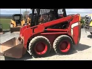 Skat Track 1300 Hd Skid Steer Loader