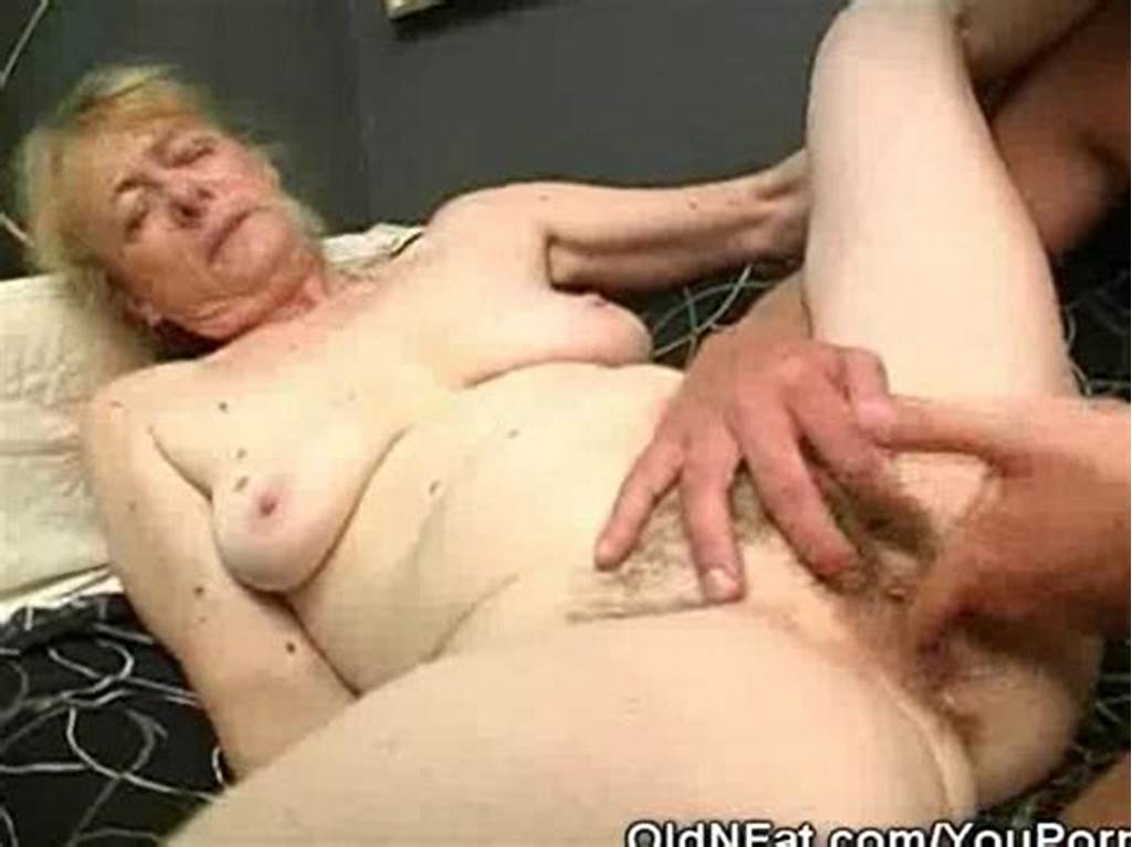 #Chubby #Granny #Cock #Sucks #And #Her #Gets #Hairy #Pussy #Fucked