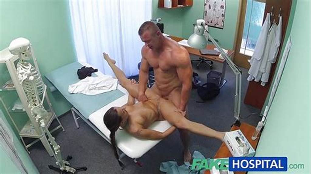 #Flexible #Babe #Gets #Her #Pussy #Slammed