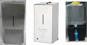 304 Stainless Steel Hand Soap And Foam Soap Dispenser With