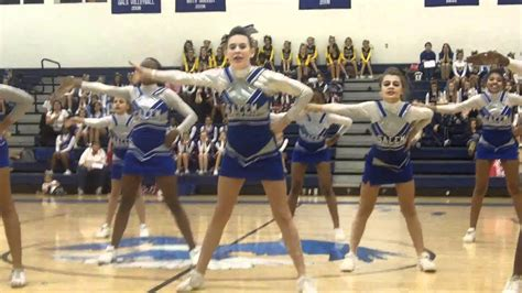 salem middle school cheer day youtube
