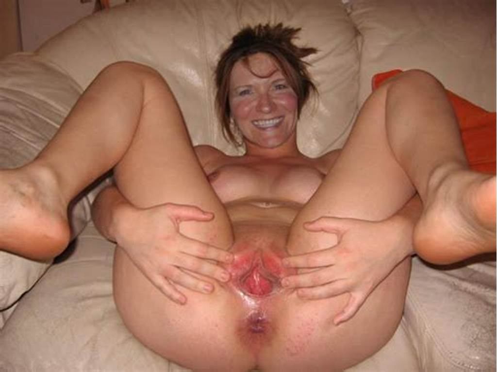 #Mature #Spreading #Her #Shaved #Cunt #1