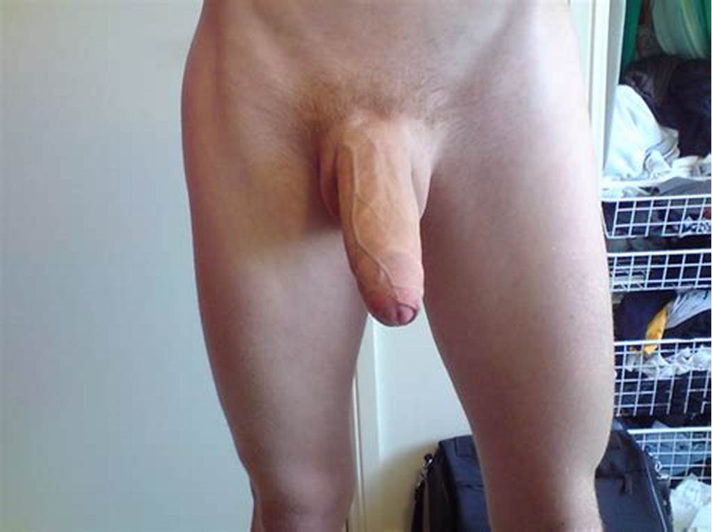 #Closeup #Picture #Of #A #Nice #Big #Uncut #Cock