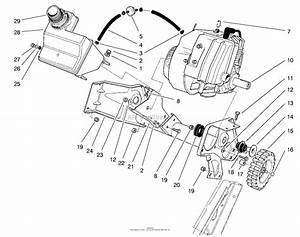 Toro 38430  Ccr 3000 Snowthrower  1997  Sn 7900001