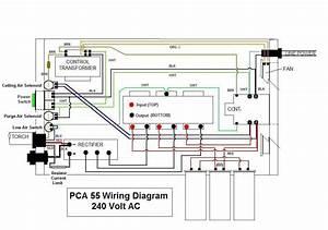 1338 Plasma Cutter Wiring Diagram