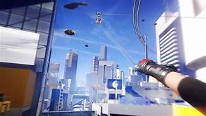 The Mag Rope: Traversing the world of Mirror's Edge ...