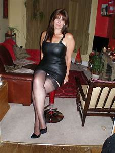 Video mature housewife stocking