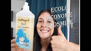 Nettoyant Sol Maison : astuce maison nettoyant sol au savon noir youtube ~ Farleysfitness.com Idées de Décoration