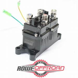 Atv Utv Winch 12v Solenoid Relay Contactor Switch