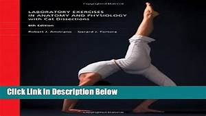 Laboratory Exercises In Anatomy And Physiology With Cat