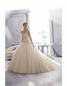 Princesse sans manches perle patron robe de mariee for Patron de robe de mariée