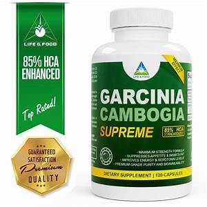 Black Coffee  Brown Cow   Product Review  Garcinia Cambogia Supreme  Lifefood