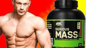 Serious Mass Weight Gainer Results