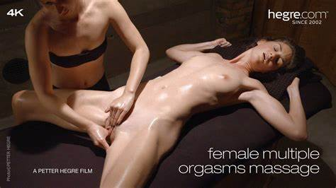 Multiples Of Orgasms For Negress