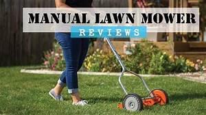 10 Best Manual Lawn Mower Reviews Of 2020