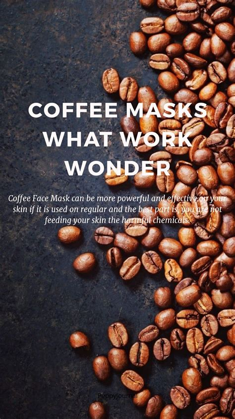 The antioxidant compounds in coffee and yogurt may help tighten the skin and potentially reduce the appearance of wrinkles. Beauty benefits of coffee | Coffee benefits, Beauty recipe ...