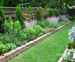 15, Wonderful, Garden, Edging, Ideas, With, Pebbles, And, Stones